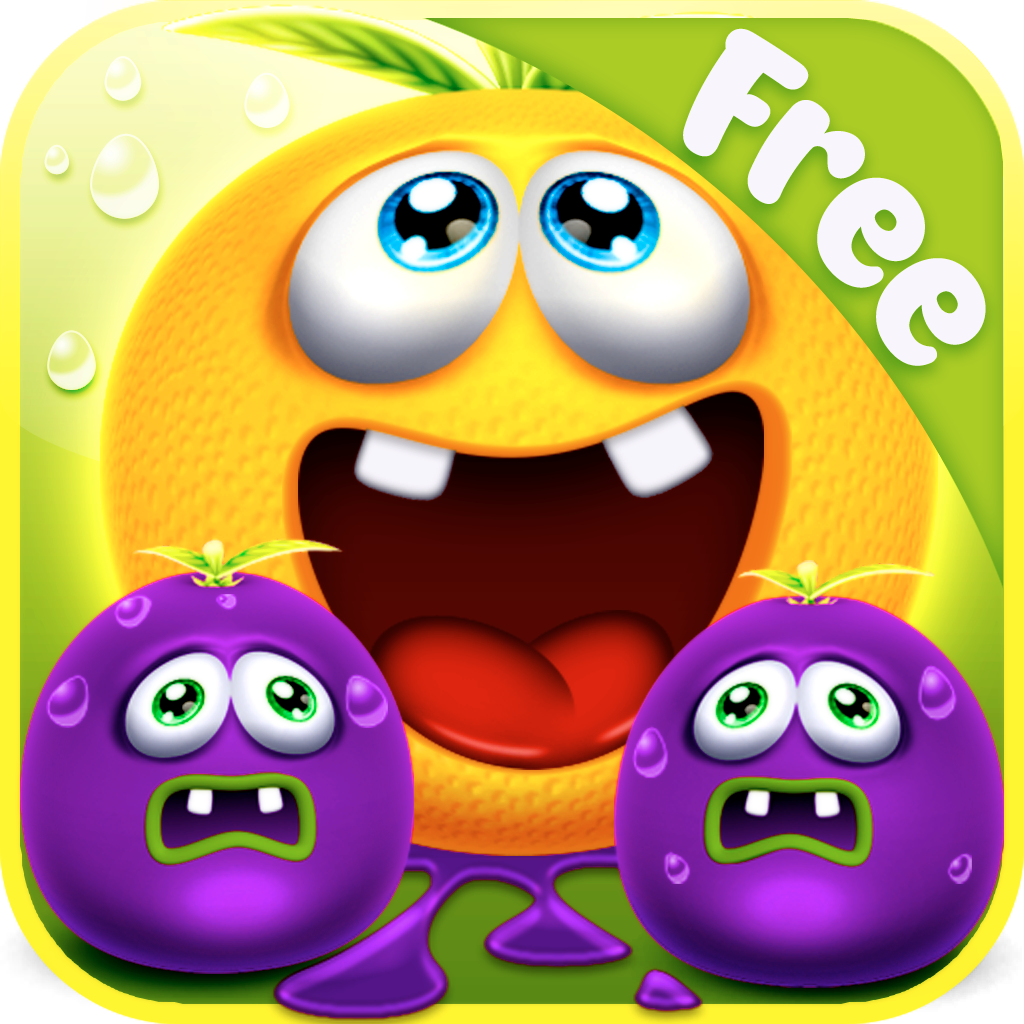 Plum Crazy FREE iOS